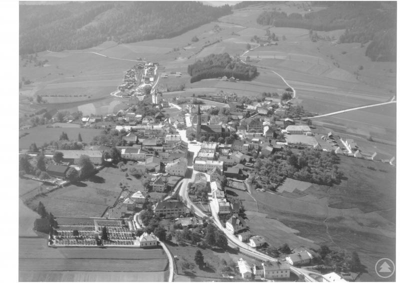 Freyung im Jahr 1938