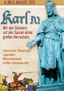 Salzsäumerfest Grafenau   Fr, 04.08.2017 - Sa, 05.08.2017