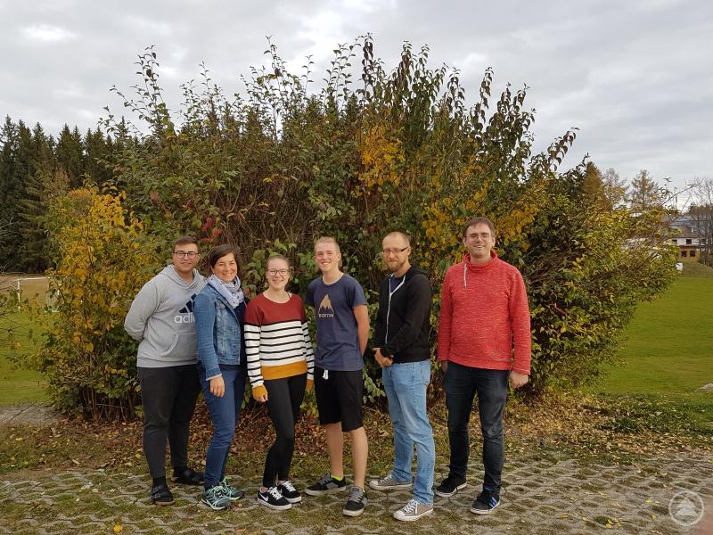 Die neuen Schülersprecher am Gymnasium Freyung mit ihren Verbindungslehrern (von links): Felix Binder, Christina Wimmer, Elena Putz, Kjell Prent, Sebastian Ranzinger, Matthias Gottschalk.