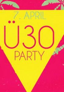 Ü30 Party im Martinique | Fr, 07.04.2017