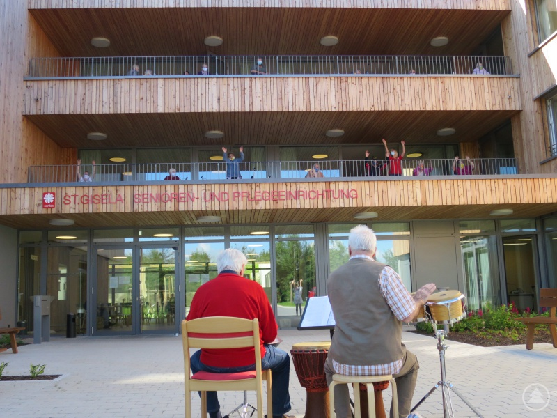 Caritas-Senioren- und Pflegeeinrichtung, St. Gisela
