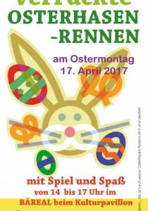 Osterhasen-Rennen | Mo, 17.04.2017 von 14:00 bis 17:00 Uhr