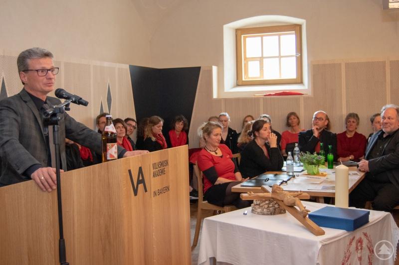 Kultusminister Bernd Sibler gratulierte zu dieser einzigartigen Einrichtung.