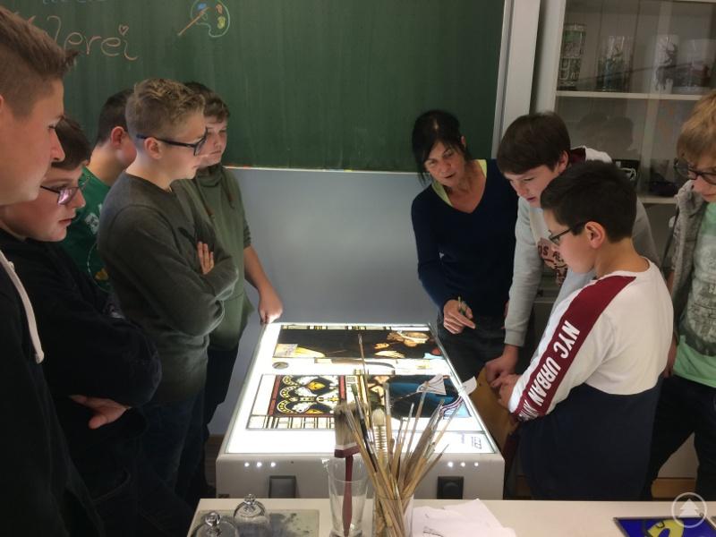 Glasfachschule Zwiesel
