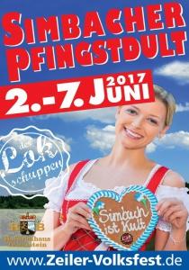 PfingstDult Simbach   Fr, 02.06.2017 - Mi, 07.06.2017