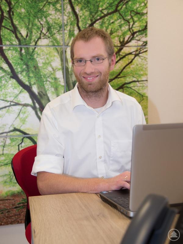 Dr. Robert Hable, Projektverantwortlicher und Dozent für Datenanalyse