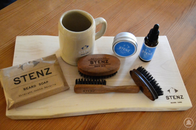 Stenz Beard Care
