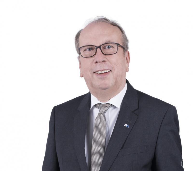 Der Gremiumsvorsitzende Alois Atzinger