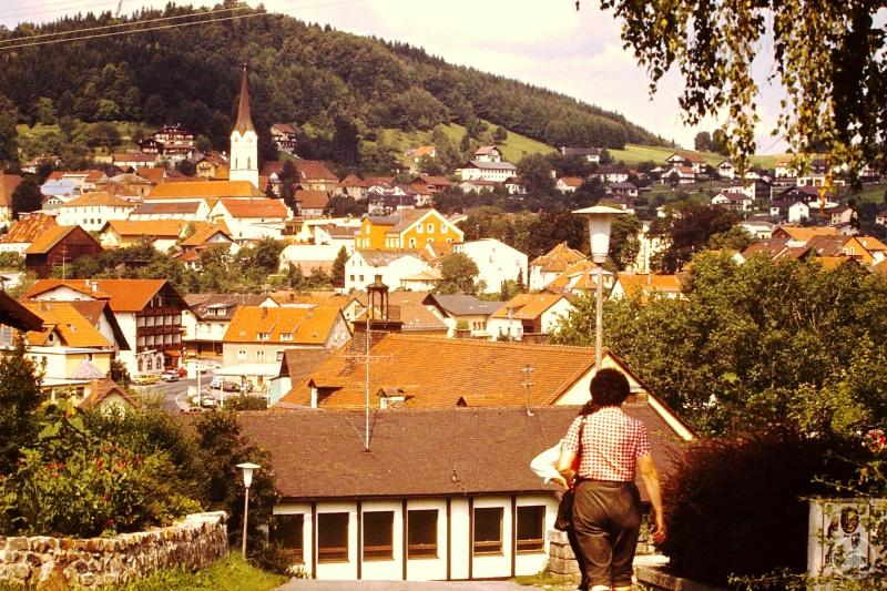 Ein Blick auf den Markt Schönberg.
