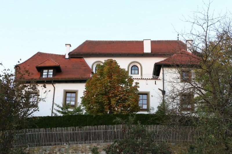Das Schloss Haus i. Wald