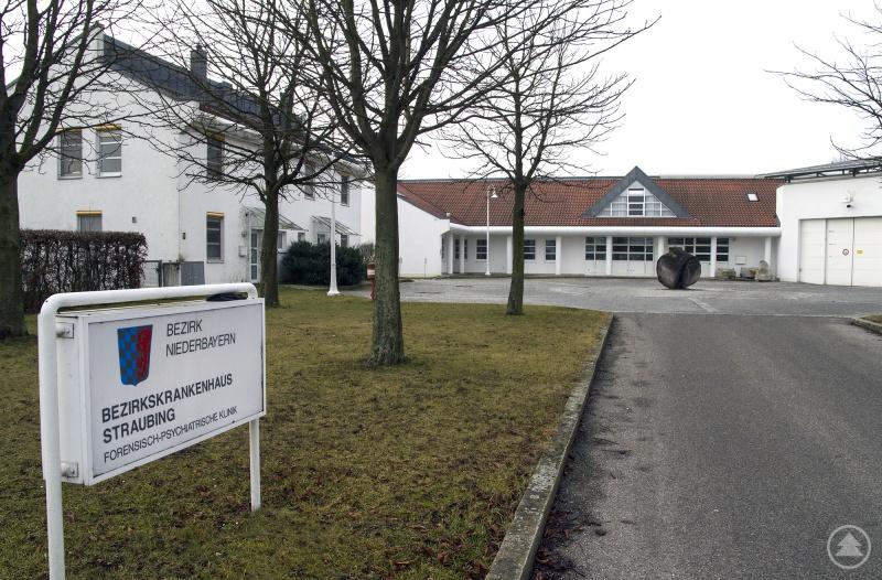 Außenansicht BKH Straubing