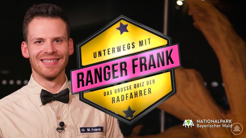 Ranger Frank alias Kabarettist Martin Frank steht im neuesten Erklär-Video des Nationalparks unter anderem als Quizmaster vor der Kamera.