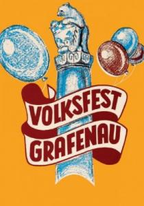 66. Grafenauer Volksfest | Fr, 01.07.2016 - Mi, 06.07.2016
