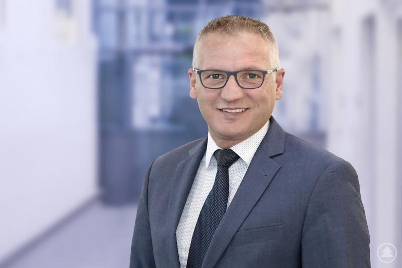 Bereichsleiter Berufliche Bildung, Karl Heinz Friedrich
