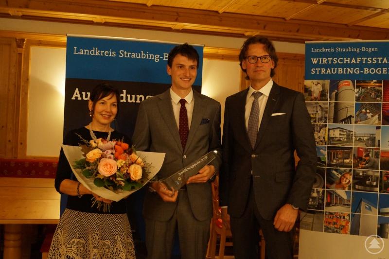Roswitha, Adrian und Adi Sandbiller