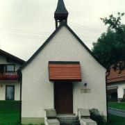 Dorfkapelle von Haselbach