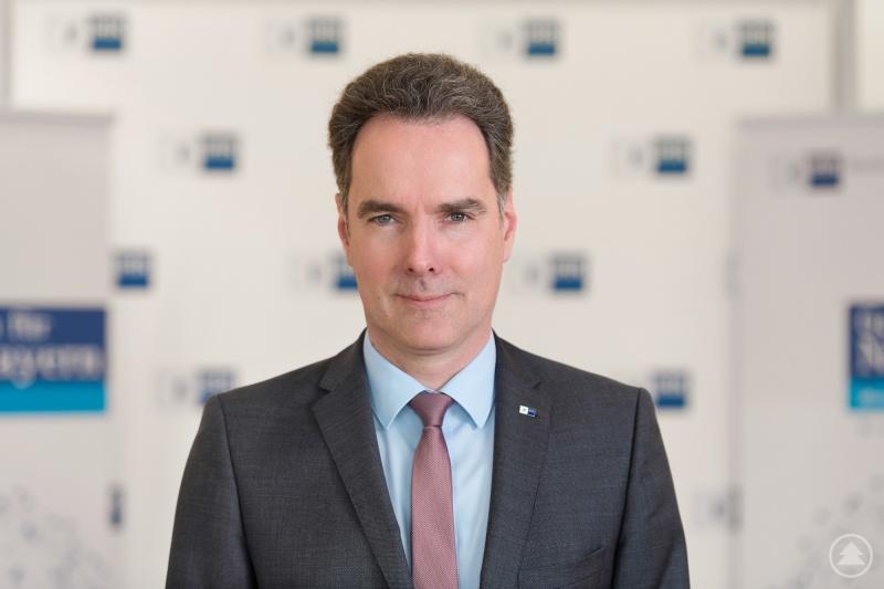 IHK-Hauptgeschäftsführer Alexander Schreiner
