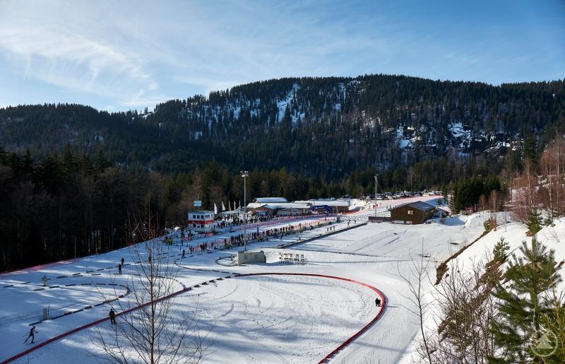 IBU Junior Cup 2020 am Großen Arbersee