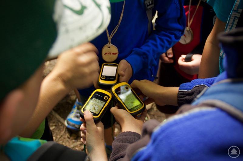 Ferienspaß im Nationalpark garantiert etwa eine digitale Schnitzeljagd und viele weitere tolle Aktionen.