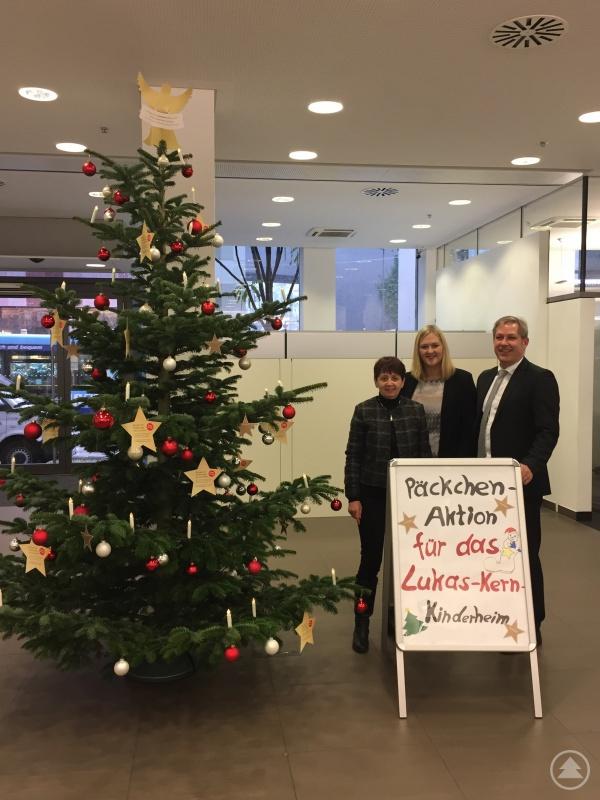 hypovereinsbank will kindern des lukas kern kinderheims weihnachtsw nsche erf llen waidler com