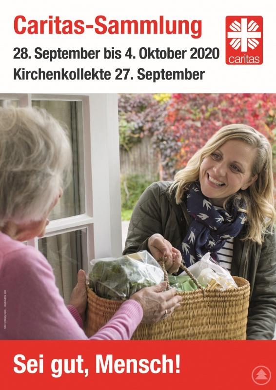 Plakat zur Herbstsammlung