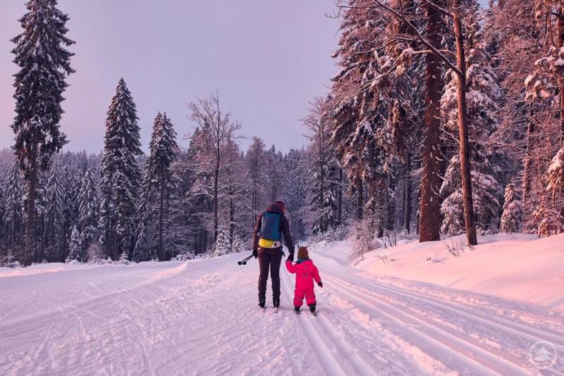 Vom Winter das Beste in der Ferienregion Nationalpark Bayerischer Wald.