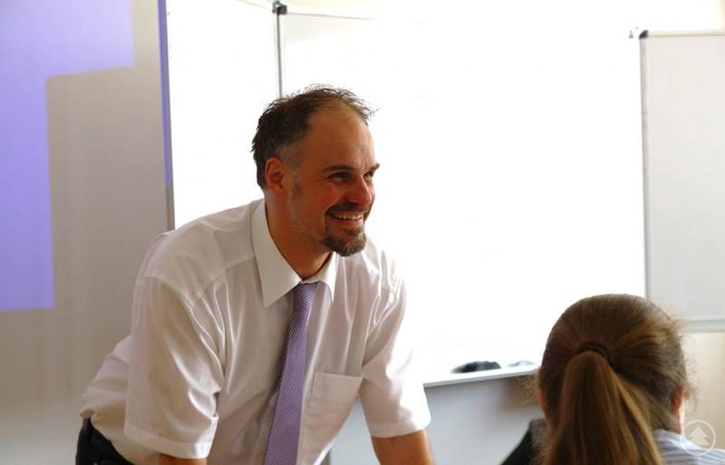 Prof. Michael Bossle ist Studiengangleiter des neuen, berufsbegleitenden Masters »Berufspädagogik« am Zentrum für Akademische Weiterbildung der THD.
