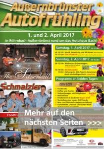 Außernbrünster Autofrühling | Sa, 01.04.2017 - So, 02.04.2017