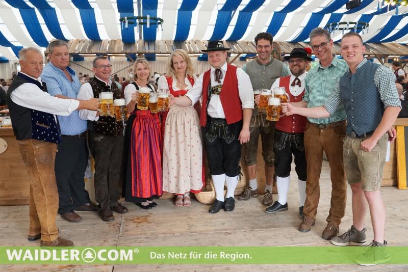05.07.2019, 69. Grafenauer Volksfest - Freitag