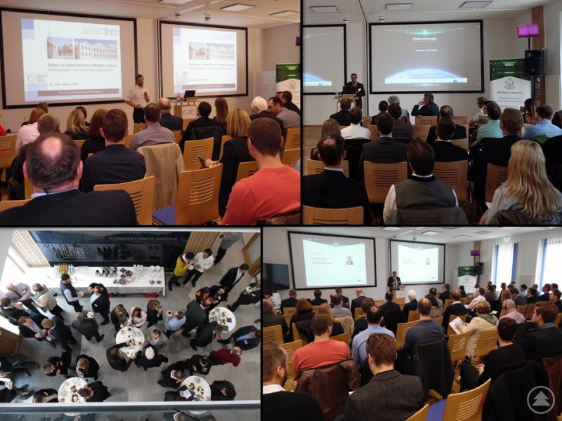 Big Data Workshop im Technologiecampus Grafenau
