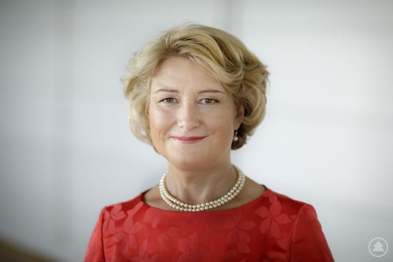 SPD-Bundestagsabgeordnete und Parlamentarische Staatssekretärin Rita Hagl-Kehl