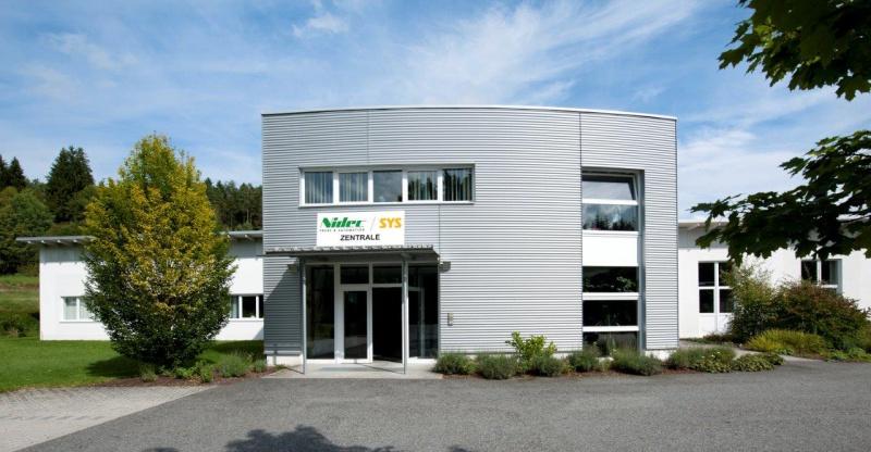 Firmengebäude Nidec SYS GmbH - 94481 Grafenau