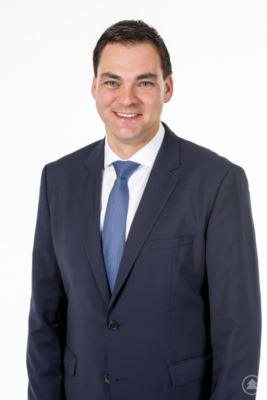 Landrat Sebastian Gruber