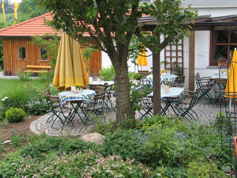 Landgasthof Euler, Neuschönau, Sieger 2005 in der Kategorie Gartenterrassen