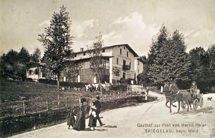 Gasthof zur Post Spiegelau