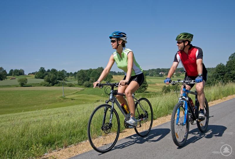 Das Thema Radfahren hat eine wachsende Bedeutung für die touristische Entwicklung der Region.