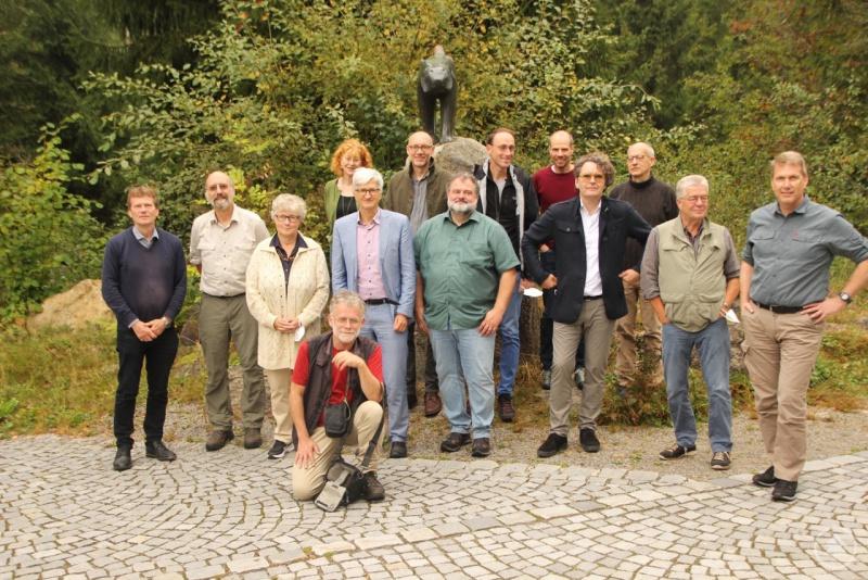 Die wichtigsten Stimmen der deutschsprachigen Naturschutzphilosophie und Umweltethik tauschten sich beim Symposium im Hans-Eisenmann-Haus aus.
