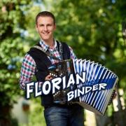 Florian Binder – ein junger Vollblutmusikant