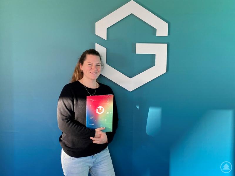 Stephanie Fichtl, Geschäftsführerin des GreG Freyung-Grafenau