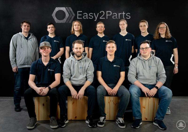 Easy2Parts belegte im Jahr 2020 den 2. Platz.
