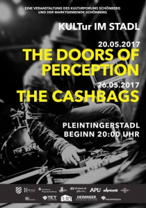 The DOORS of Perception live in Schönberg | Sa, 20.05.2017 ab 20:00 Uhr