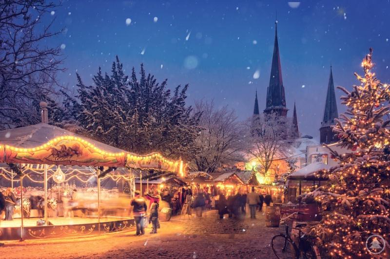 Die festliche Stimmung von Weihnachtsmärkten ist für viele Deutsche jedes Jahr ein Highlight.