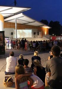 Kino Open-Air im Bäreal | Fr, 17.08.2018 von 21:00 bis 23:00 Uhr