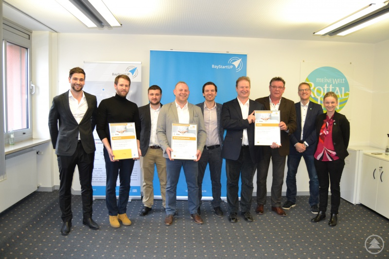 Sieger des Businessplan Wettbewerb ideenReich 2020