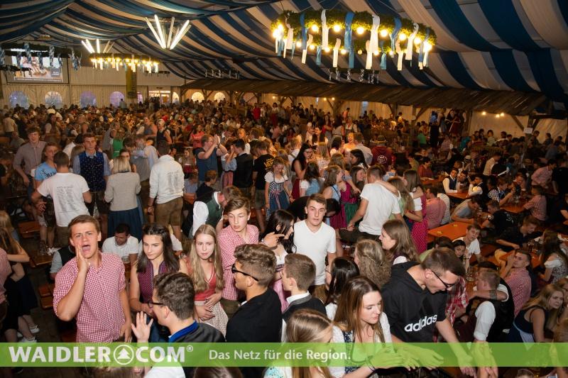 05 07 2019 69 Grafenauer Volksfest Freitag: 10.07.2019, 69. Grafenauer Volksfest - Mittwoch