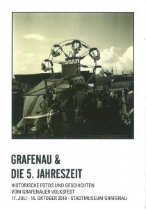 Stadtmuseum: Grafenau & die 5. Jahreszeiten | Di, 17.07.2018 - Mo, 15.10.2018