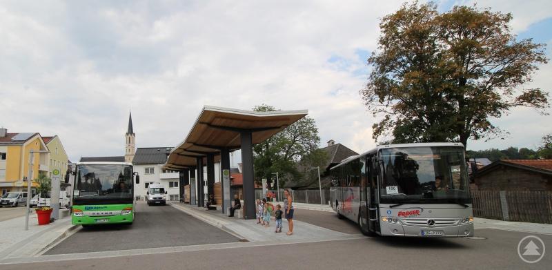 Waren bisher im Landkreis 21 ÖPNV-Linien unterwegs sind es mit dem neuen Nahverkehrskonzept 51. Unter der Woche wird ein Ein- bis Zwei-Stundentakt erreicht.