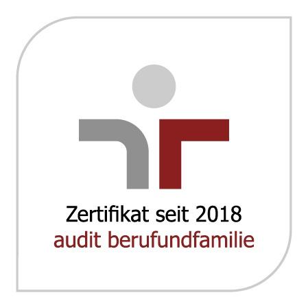 """Logo """"berufundfamilie"""""""