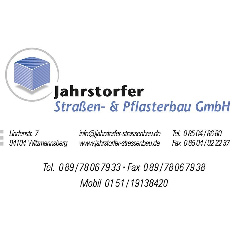 Jahrstorfer Straßen- & Pflasterbau GmbH