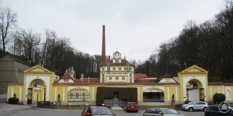 Die Brauerei Hacklberg
